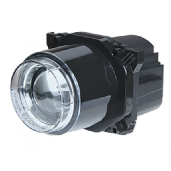 Bullet style high low beam led projector headlight suit many tractors like claas-massey-fastrac