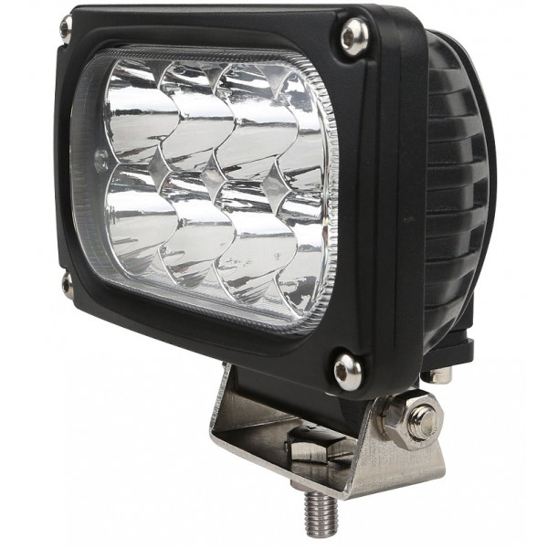 40W led work head light tele handler tractor 4x4 combine