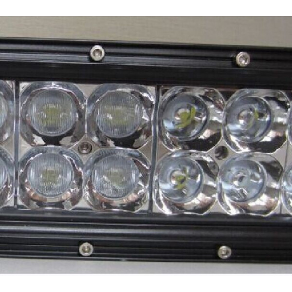 180 watt 4D led tractor light bar curve ranger cab gator