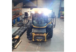 New Holland Forage harvester LED light review