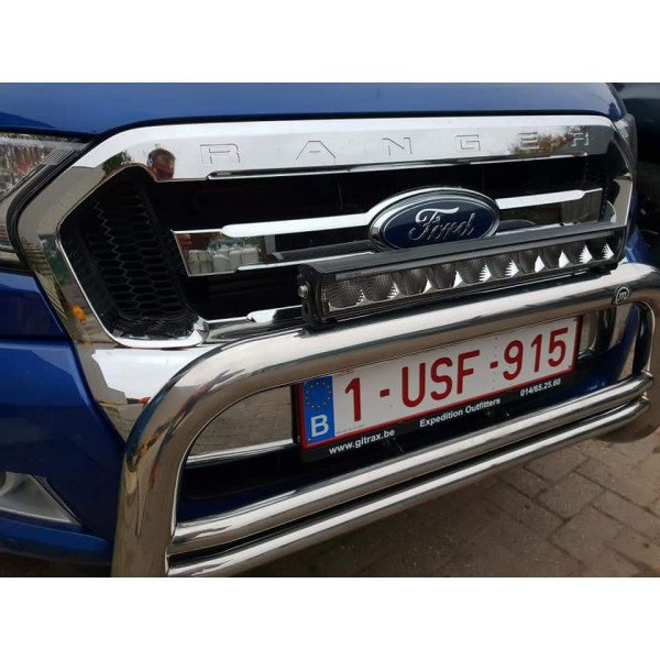 100w single row led lightbar suit HGV truck Gator Tractor wilderness outback ranger 4x4 pickup