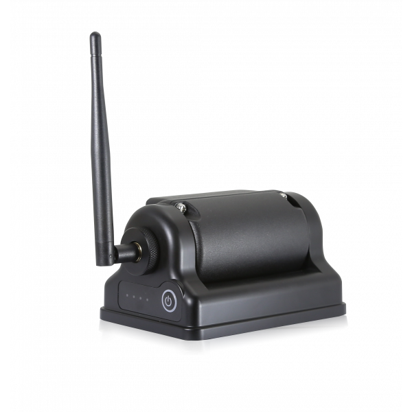 Camera wireless Peekaboo style with magnetic mount and rechargable use with smart phone tablet