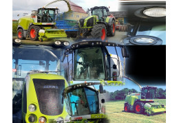 Finally we offer more light for Claas