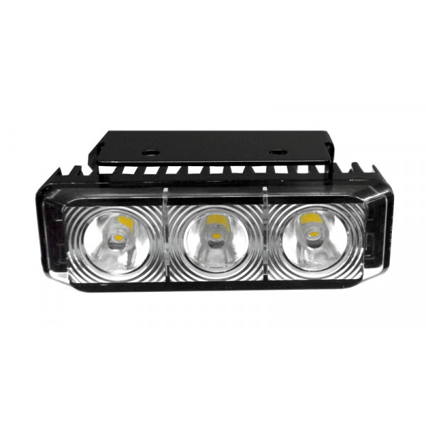 3 Watt DRL localised led light under safety guards hopper