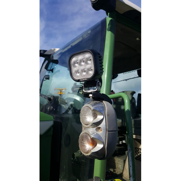 90w led worklight ideally suit tractor excavator or tree harvester