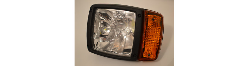 Telehandler and Forklift replacement led  head and work lights