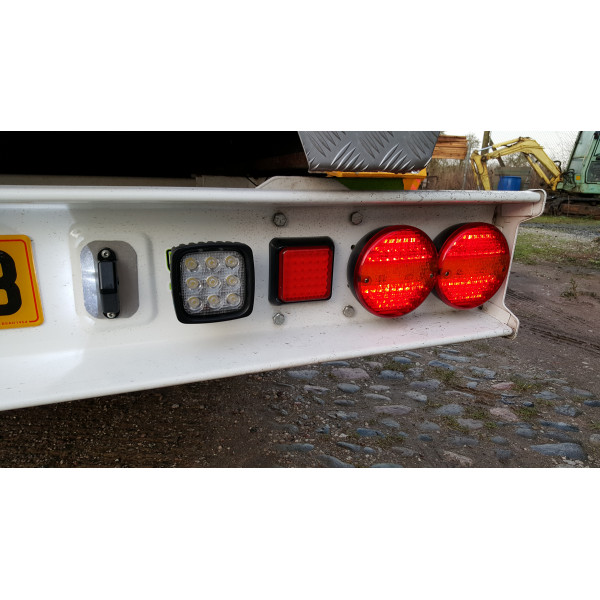 Britax Customer Service >> Hamburger round led rear tail light combination britax truck trailer