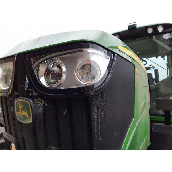 40 watt led tractor head bonnet work lights JD case maxumm mccormick x7080