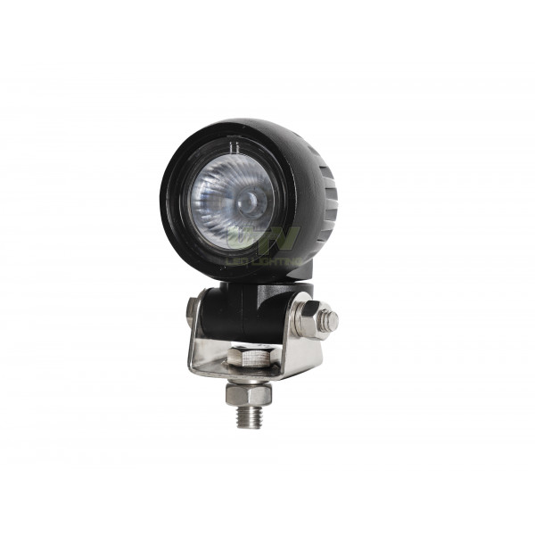 10w LUKA range of compact powerful round led lamp tractor light led global