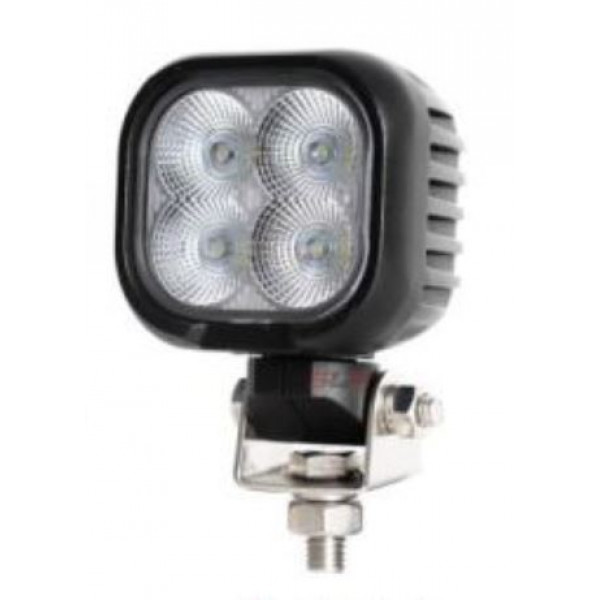 40 watt 3.5 inch sq small housing big power tractor led work light