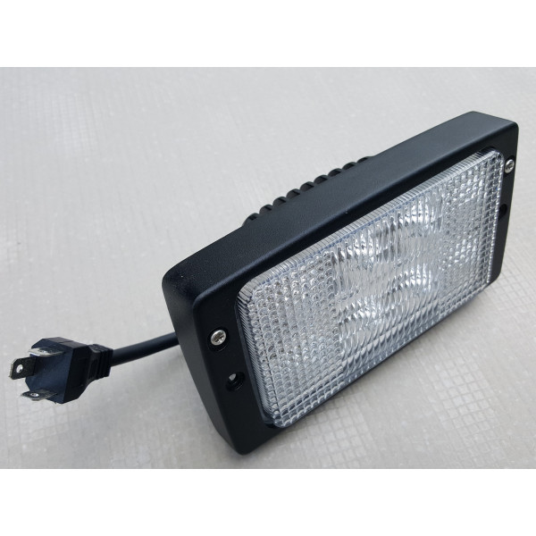 40w Fendt tractor high low beam cab led lights MF Merlo Claas Valmet Zetor Case jcb-Deutz Agrotron Scania