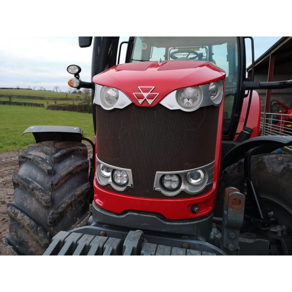 40 watt Massey Ferguson tractor front bonnet led work or head light