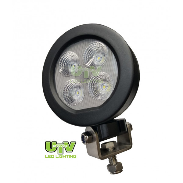 40w Valtra T and N series tractor perfect match led work lights UTV367 OEM quality inc 360 degree base mount and Deutsch plug